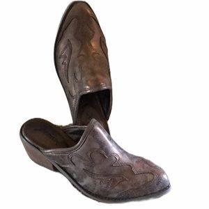 Western cowboy booties 6 Gomax New slides